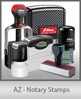 AZ - Notary Stamps
