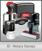 ID - Notary Stamps