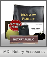 MD - Notary Accessories