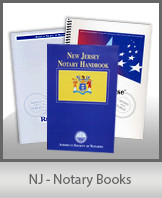 NJ - Notary Books
