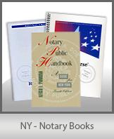 NY - Notary Books