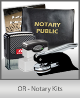 OR - Notary Kits