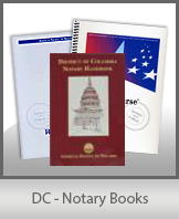 DC - Notary Books