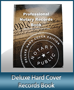 Order your Notary Records Book today and Save. Keep records of your notary transaction. We carry a huge selection of quality notary supplies at low prices.