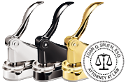 ATTSHINY-DESIGNER-SCALES - Attorney Desk Seal