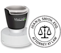 XL-535-SCALES - Attorney Stamp Scales Logo