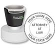 XL-535 - XL-535 Pre-Inked Attorney Stamp