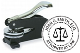 ATTORNEY-DESK-SCALES - Attorney Desk Seal Scales