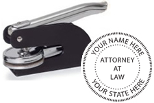 Attorney Pocket Seal