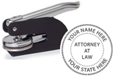 ATTORNEY-PS - Attorney Pocket Seal