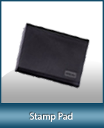 SP-01 - Notary Stamp Pad