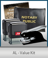 Order your AL Notary Supplies Today and Save. We are known for Quality Notary Products. Low Prices