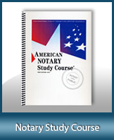 American Notary Study Course will help you practice the best Notary practices.