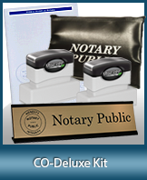 The highest-quality arrangement of money-saving notary supplies for Colorado. FAST delivery!