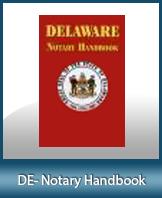 DE-HBK - Delaware Notary Handbook
