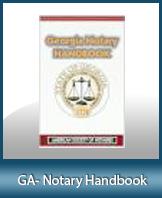 GA-HBK - Georgia Notary Handbook