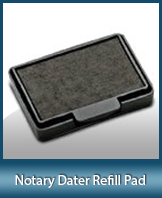 EXP-PAD-300 - Self-Inking Dater Refill Pad