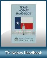 TX-HBK - Texas Notary Handbook