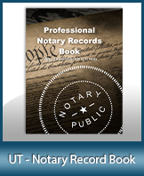 Low Prices for this excellent Utah notary records journal and notary supplies. We are known for quality notary products and excellent service. Ships Next Day