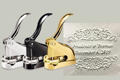 WEDDING-CAST-DECOR - Wedding Designer Desk Seal Decorative