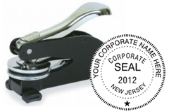 Corporate Desk Seal, Corporate Desk Embosser
